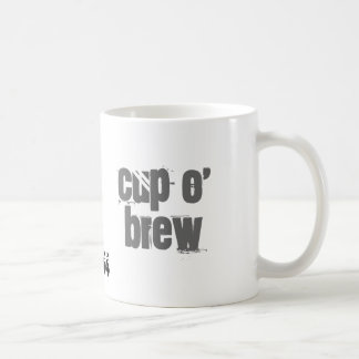 cup o' brew classic mug (style 44)