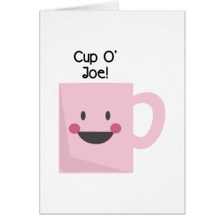 Cup O' Joe! Card