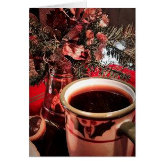 Cup of Christmas Joy Card