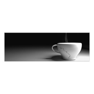 Cup OF coffee Photographic Print