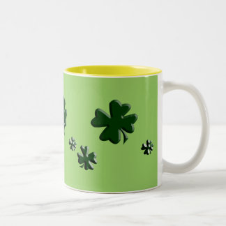 Cup of Gold Coffee Mugs