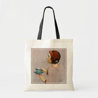 Cup of Java Budget Tote Bag