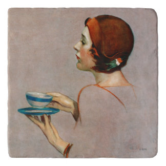 Cup of Java Trivet