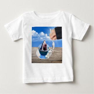 Cup of tea baby T-Shirt