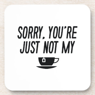 Cup Of Tea Coaster