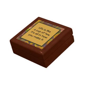 cup of tea gift box