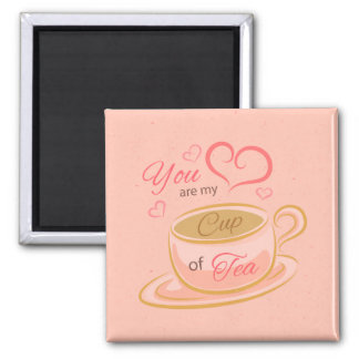 Cup of Tea Magnet