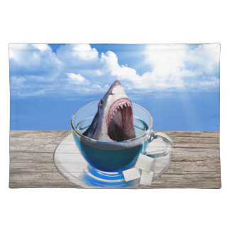 Cup of tea placemat