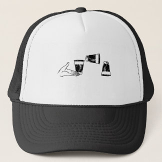 Cup Picture Trucker Hat