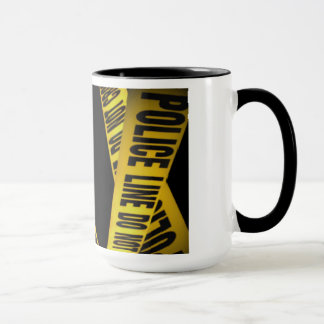 """Cup """"POLICE LINE DO NOT CROSS"""
