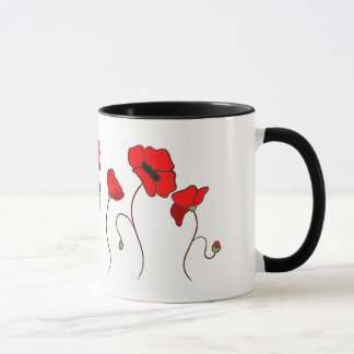 Cup poppies