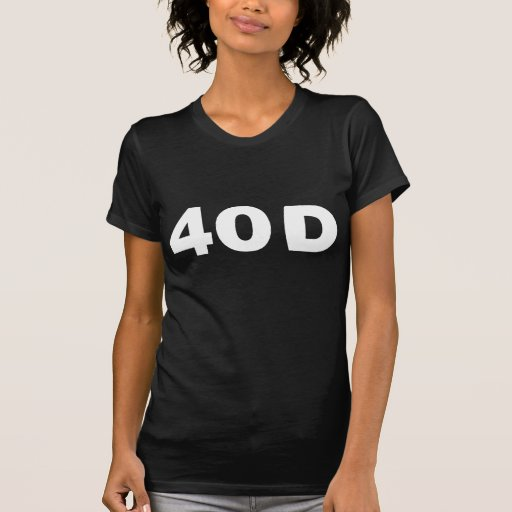 Cup Size Tees