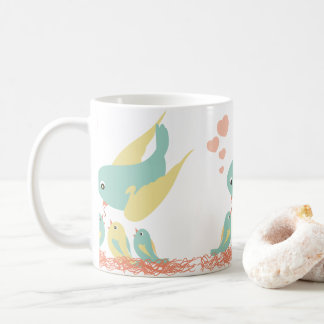 CUP SMALL BIRDS