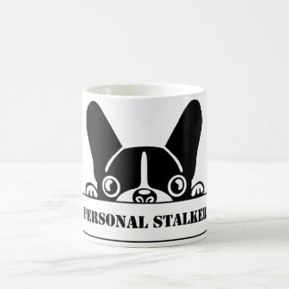 Cup Stalker Frenchie