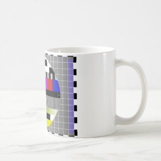 """Cup """"TEST PATTERN """""""