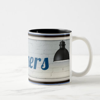 Cup. The Dreamers Two-Tone Coffee Mug