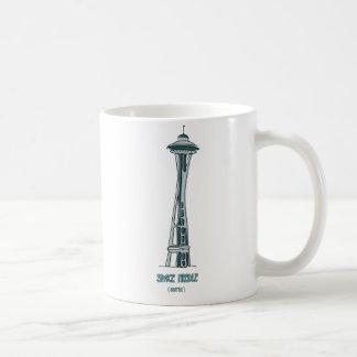 Cup Torre Space Needle Basic White Mug