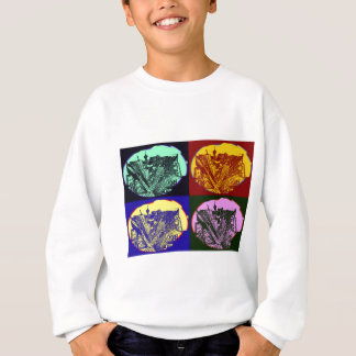 cup - town center 3 POINT perspective pop kind Sweatshirt