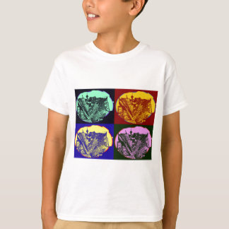 cup - town center 3 POINT perspective pop kind T-Shirt