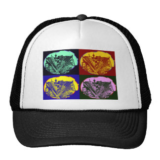 cup - town center 3 POINT perspective pop kind Trucker Hat