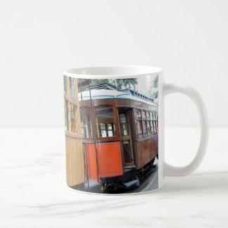 Cup train of Soller, Majorca