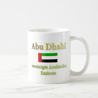 Cup with Abu Dhabi