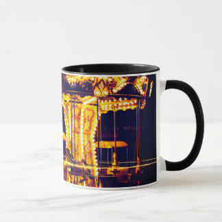 Cup with Carousel motive