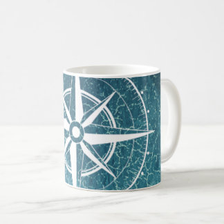 Cup with compass