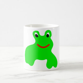 Cup with frog