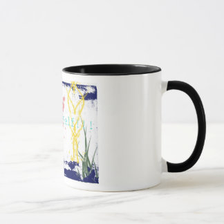 Cup with idea MIHY, Exclusive right!