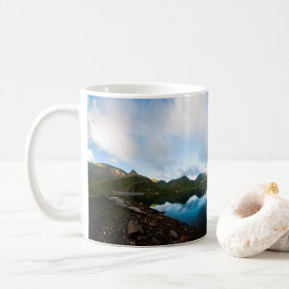 Cup with Landscape