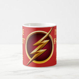 Cup with logo of Flash