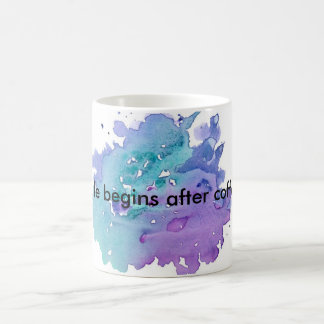 Cup with unique design