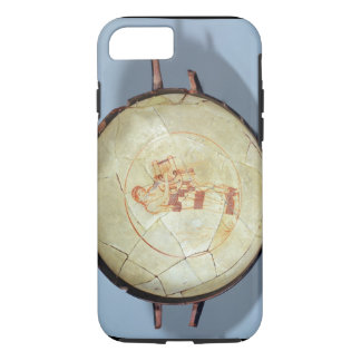 Cup without foot, standing Muse playing the lyre, iPhone 7 Case