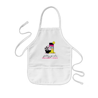 Cupcake and Lemonade Custom Bakery Apron