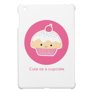 Cupcake, As cute as a cupcake Case For The iPad Mini