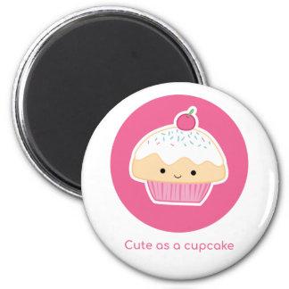 Cupcake, As cute as a cupcake Magnet