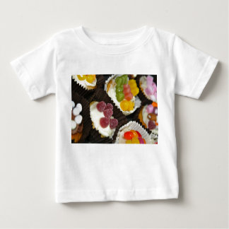 Cupcake  assortment Baby Teeshirt Baby T-Shirt