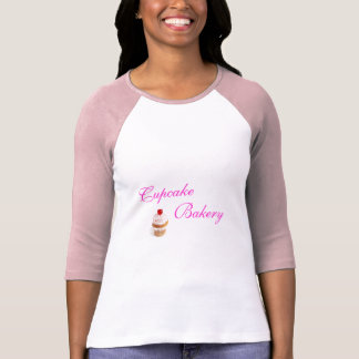 CUPCAKE BAKERY LADIES TSHIRT