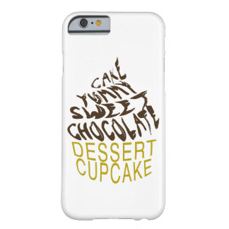 Cupcake Barely There iPhone 6 Case