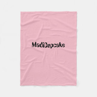 Cupcake Blanket