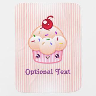 Cupcake Blankie Swaddle Blanket