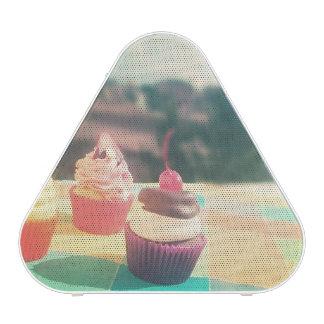 cupcake blueooth speaker