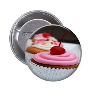 cupcake 2 inch round button