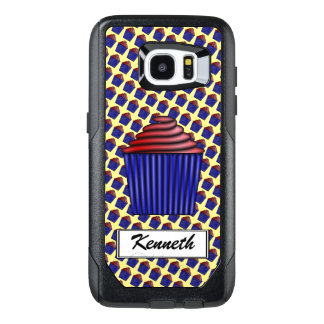 Cupcake by Kenneth Yoncich OtterBox Samsung Galaxy S7 Edge Case