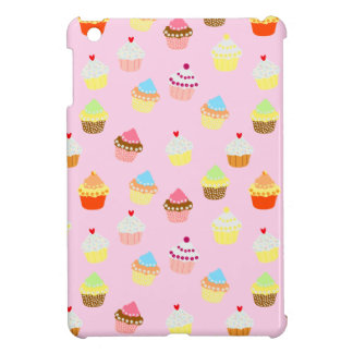 Cupcake Confetti iPad Mini Covers