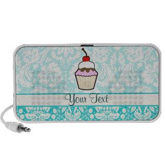 Cupcake cute travel speaker