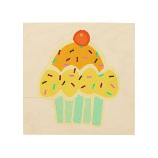 Cupcake decoration art