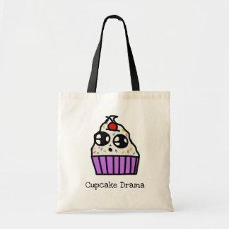 Cupcake Drama Tote Bag