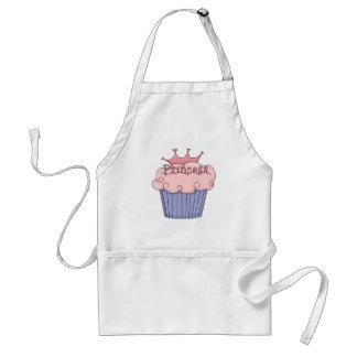 Cupcake For A Princess Standard Apron